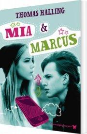 sommerfugleserien: mia & marcus - bog