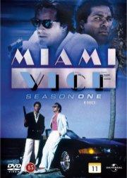 miami vice - sæson 1 - DVD