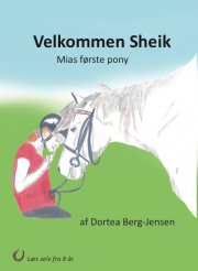 mias første pony - bog