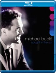 michael buble - caught in the act - DVD