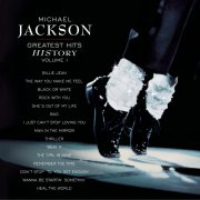 michael jackson - greatest hits - history vol. 1 - cd