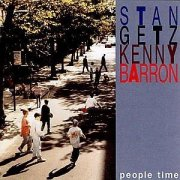 getz stan and kenny barron - people time - cd