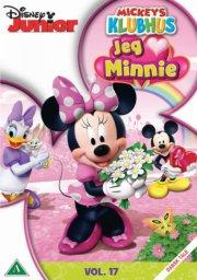 mickeys klubhus - jeg elsker minnie - DVD