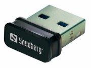 sandberg netværksdapter - usb 2.0 - Netværk
