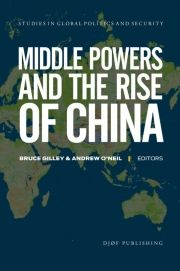 middle powers and the rise of china - bog