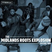 midlands roots explosion - cd