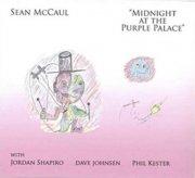 sean mccaul - midnight at purple palace - Vinyl / LP