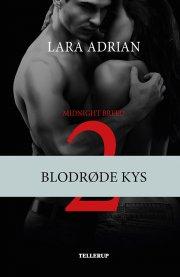 midnight breed #2: blodrøde kys - bog
