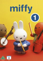 miffy and friends 1 - DVD