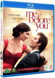 mig før dig - Blu-Ray
