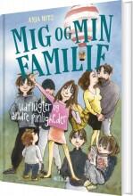 mig og min familie. udflugter og andre pinligheder - bog