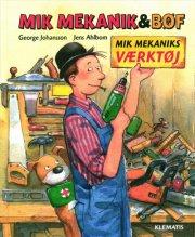 mik mekaniks værktøj - bog