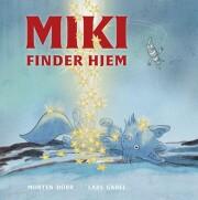 miki finder hjem - bog