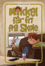 mikkel får fri fra skole - bog
