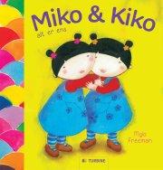 miko og kiko - bog
