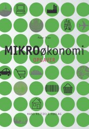 mikroøkonomi - opgaver - bog