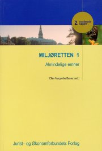 miljøretten 1 - bog