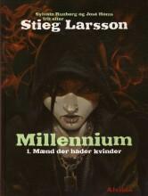 millennium 1: mænd der hader kvinder - bog