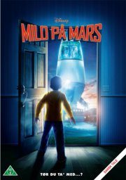 mars needs moms / milo på mars - DVD