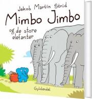 mimbo jimbo og de store elefanter - bog