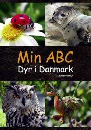 min abc - dyr i danmark - bog
