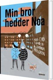 min bror hedder noa - bog