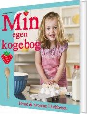 min egen kogebog - bog