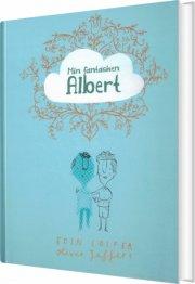 min fantasiven albert - bog