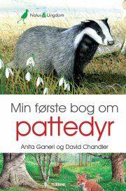 min første bog om pattedyr - bog