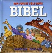 min første føle-røre bibel - bog