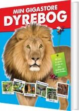min gigastore dyrebog - bog
