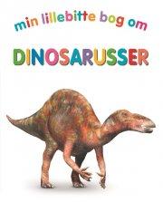 min lillebitte bog om dinosarusser - bog