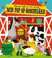 min pop op-bondegård - bog