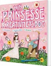 min prinsesse-kreativitetsbog - bog