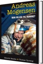 min rejse til rummet - bog
