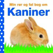 min rør og føl bog om kaniner - bog