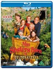 min søsters børn og guldgraverne - Blu-Ray