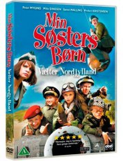 min søsters børn vælter nordjylland - DVD