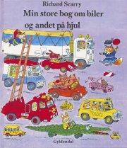 min store bog om biler og andet på hjul - bog