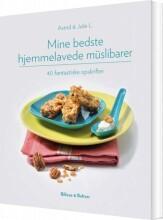 mine bedste hjemmelavede müslibarer - bog