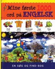 mine første 1000 ord på engelsk - bog