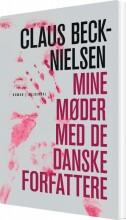 mine møder med de danske forfattere - bog