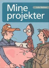 mine projekter - bog