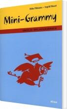 mini - grammy, engelsk opslagsgrammatik - bog