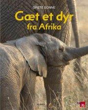 mini ps, gæt et dyr fra afrika - bog