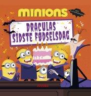 minions - draculas sidste fødselsdag - bog