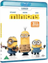 minions - Blu-Ray