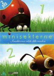 minisekterne / minuscule 1 og 2 - DVD