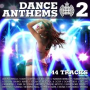 ministry of sound - dance anthems 2 - cd