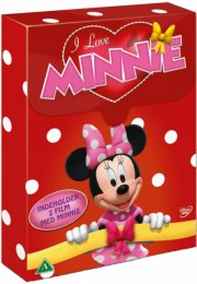 minnie box - minnies sløjfebutik / detektiv minnie - DVD